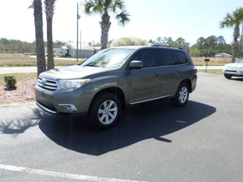 2012 Toyota Highlander for sale at First Choice Auto Inc in Little River SC