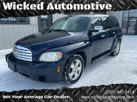 2007 Chevrolet HHR for sale at Wicked Automotive in Fort Wayne IN