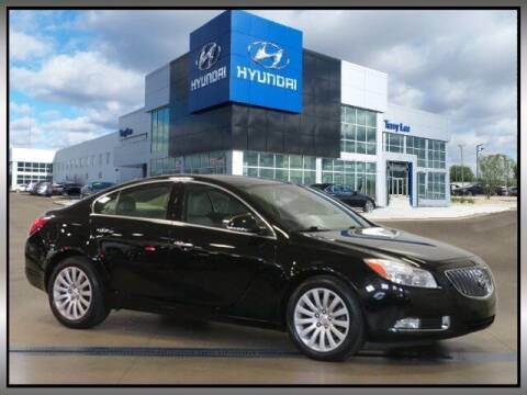 2013 Buick Regal for sale at Terry Lee Hyundai in Noblesville IN