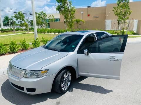 2006 Lincoln Zephyr for sale at LA Motors Miami in Miami FL