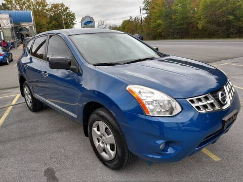 2011 Nissan Rogue for sale at 100 Motors in Bechtelsville PA