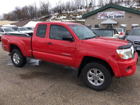 2007 Toyota Tacoma for sale at Gilly's Auto Sales in Rochester MN