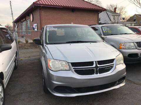 2014 Dodge Grand Caravan for sale at Chambers Auto Sales LLC in Trenton NJ