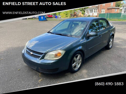 2006 Chevrolet Cobalt for sale at ENFIELD STREET AUTO SALES in Enfield CT