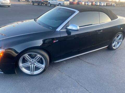 2014 Audi S5 for sale at Elite Auto Brokers in Lenoir NC