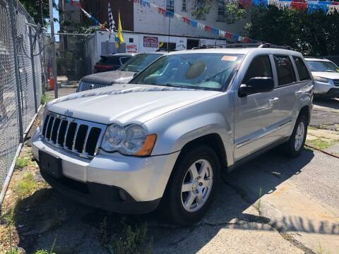 2008 Jeep Grand Cherokee for sale at GARET MOTORS in Maspeth NY