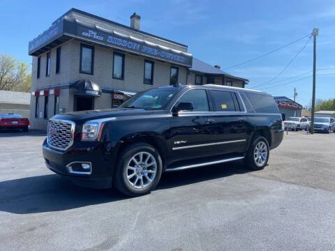 2018 GMC Yukon XL for sale at Sisson Pre-Owned in Uniontown PA