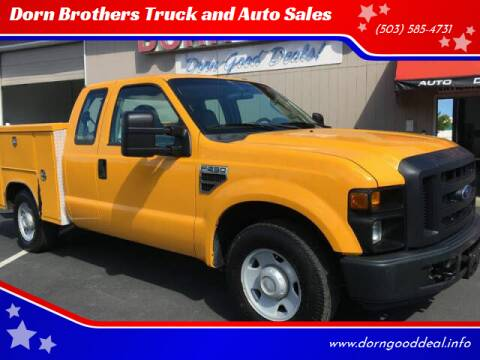 2008 Ford F-250 Super Duty for sale at Dorn Brothers Truck and Auto Sales in Salem OR