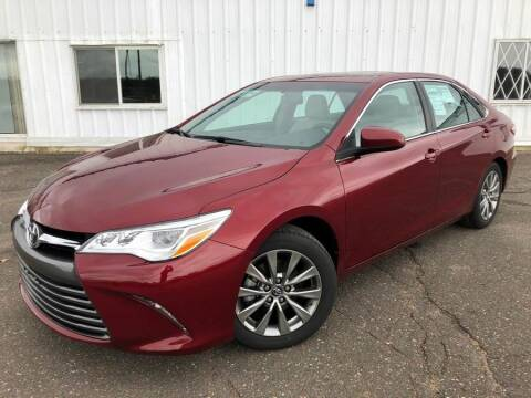 2016 Toyota Camry for sale at STATELINE CHEVROLET BUICK GMC in Iron River MI