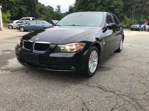 2007 BMW 3 Series for sale at Barga Motors in Tewksbury MA