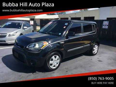 2013 Kia Soul for sale at Bubba Hill Auto Plaza in Panama City FL