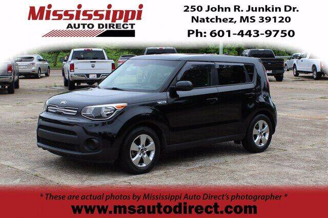 2017 Kia Soul for sale at Auto Group South - Mississippi Auto Direct in Natchez MS