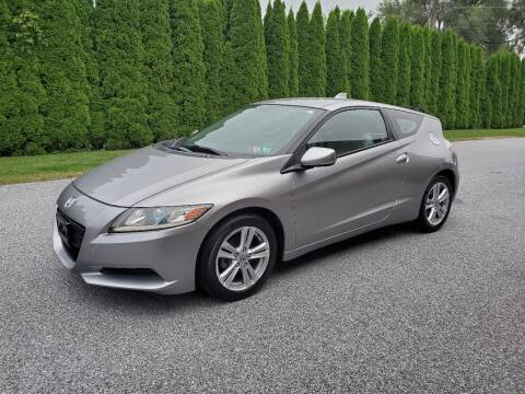 2011 Honda CR-Z for sale at Kingdom Autohaus LLC in Landisville PA