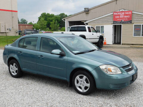 2010 Chevrolet Cobalt for sale at Macrocar Sales Inc in Akron OH