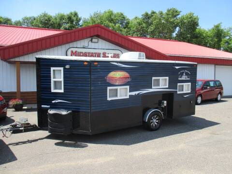 2019 ICE CASTLE FISH HOUSE ALL SEASON EXPLORER for sale at Midstate Sales in Foley MN