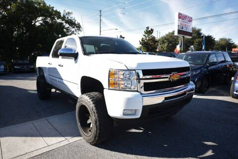 2012 Chevrolet Silverado 1500 for sale at Grant Car Concepts in Orlando FL
