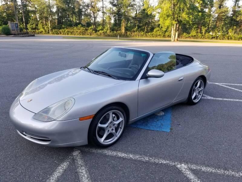 2000 Porsche 911 for sale at Encore Motors in Macon GA