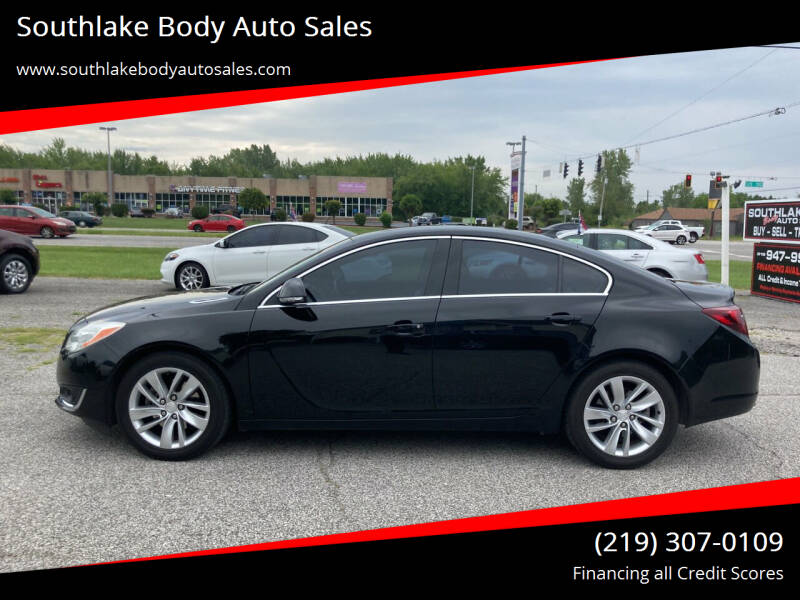 2014 Buick Regal for sale at Southlake Body Auto Sales in Merrillville IN