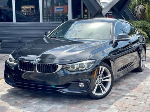 2018 BMW 4 Series for sale at Unique Motors of Tampa in Tampa FL