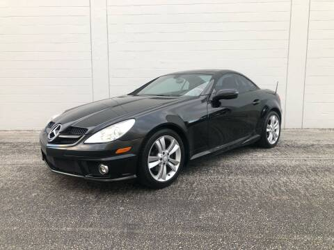 2011 Mercedes-Benz SLK for sale at PRESTIGE AUTO OF USA INC in Orlando FL