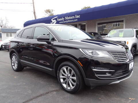 2017 Lincoln MKC for sale at Sandy Motors Inc in Coventry RI