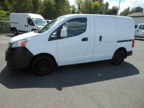 2017 Nissan NV200 for sale at Benton Truck Sales - Cargo Vans in Benton AR