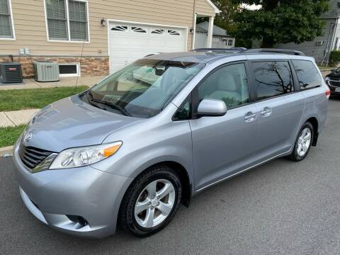 2012 Toyota Sienna for sale at Jordan Auto Group in Paterson NJ