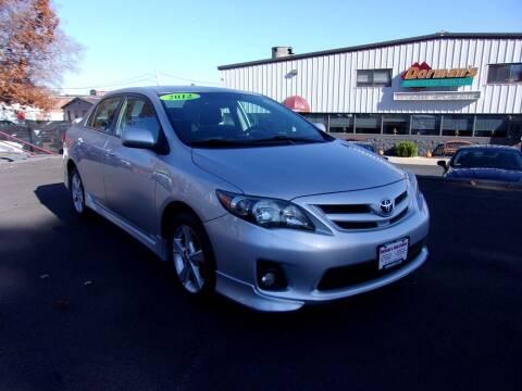 2012 Toyota Corolla for sale at Dorman's Auto Center inc. in Pawtucket RI