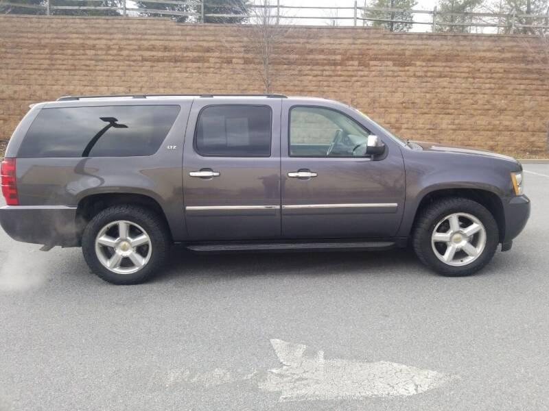 2010 Chevrolet Suburban for sale at Lehigh Valley Autoplex, Inc. in Bethlehem PA