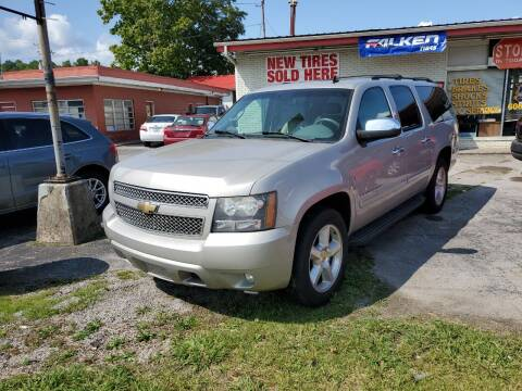 2011 Chevrolet Suburban for sale at Ellis Auto Sales and Service in Middlesboro KY