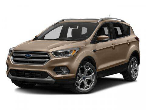 2018 Ford Escape for sale at BILLY D SELLS CARS! in Temecula CA