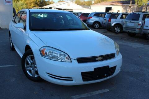 2010 Chevrolet Impala for sale at SAI Auto Sales - Used Cars in Johnson City TN