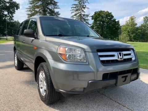 2007 Honda Pilot for sale at 100% Auto Wholesalers in Attleboro MA