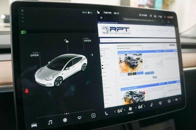 2021 Tesla Model 3 for sale at RPT SALES & LEASING in Orlando FL