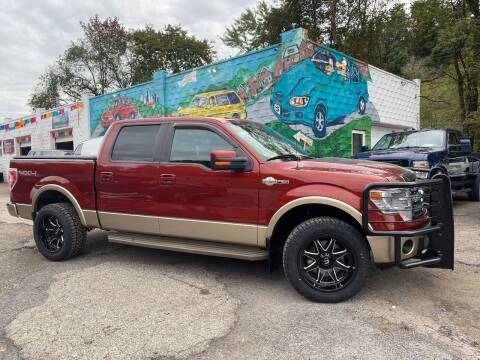 2014 Ford F-150 for sale at Showcase Motors in Pittsburgh PA