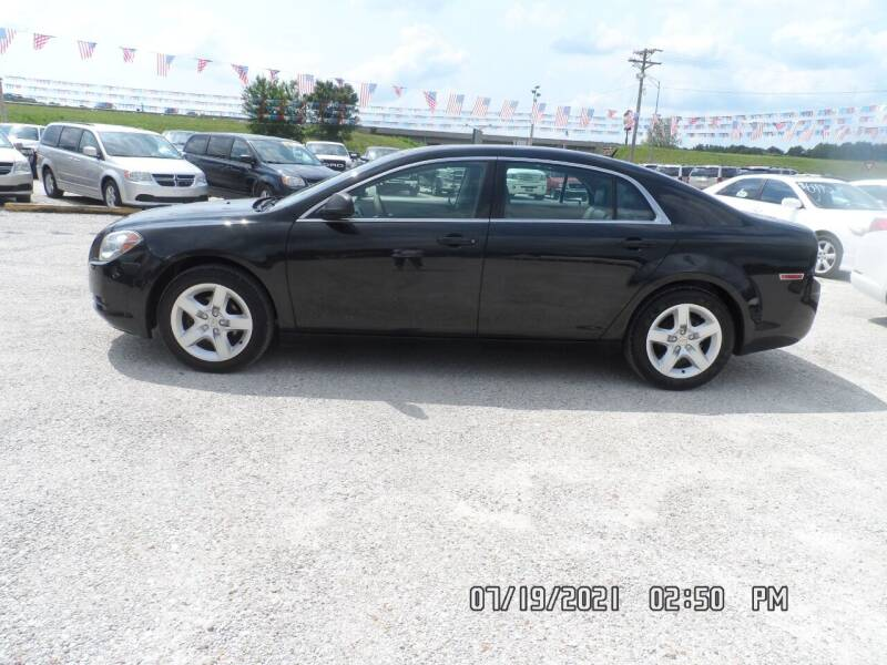 2011 Chevrolet Malibu for sale at Town and Country Motors in Warsaw MO
