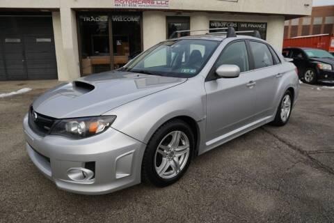 2011 Subaru Impreza for sale at PA Motorcars in Conshohocken PA