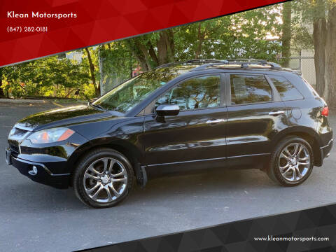 2007 Acura RDX for sale at Klean Motorsports in Skokie IL