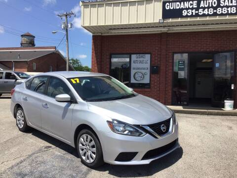 2017 Nissan Sentra for sale at Guidance Auto Sales LLC in Columbia TN