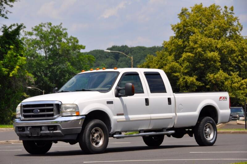 2003 Ford F-350 Super Duty for sale at T CAR CARE INC in Philadelphia PA