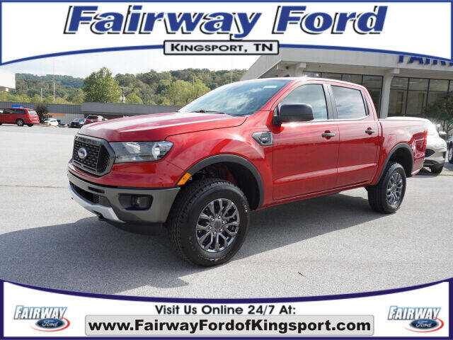 2021 Ford Ranger for sale at Fairway Ford in Kingsport TN