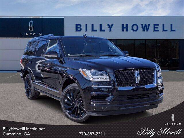 2020 Lincoln Navigator for sale at BILLY HOWELL FORD LINCOLN in Cumming GA