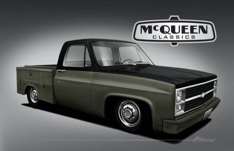 1984 Chevrolet C/K 10 Series for sale at McQueen Classics in Lewes DE