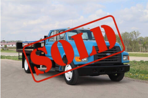 1995 Ford F-800 for sale at Signature Truck Center in Crystal Lake IL