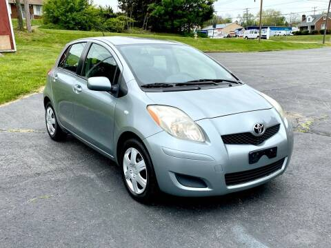 2009 Toyota Yaris for sale at ANZ AUTO CONCEPTS LLC in Fredericksburg VA