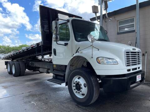 2013 Freightliner M2 106 for sale at DEBARY TRUCK SALES in Sanford FL
