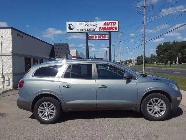 2008 Buick Enclave for sale at The Family Auto Finance in Redford MI