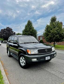 2000 Toyota Land Cruiser for sale at K & S Motors Corp in Linden NJ