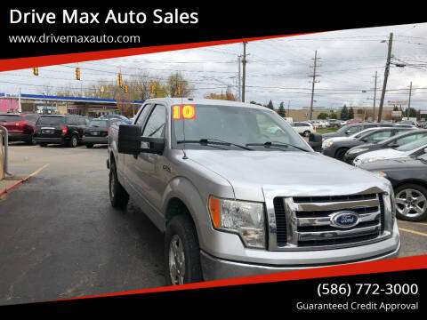 2010 Ford F-150 for sale at Drive Max Auto Sales in Warren MI