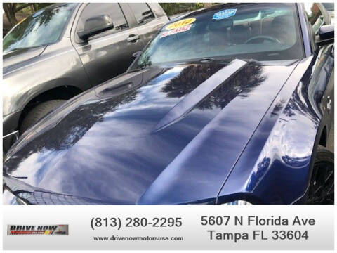2012 Ford Mustang for sale at Drive Now Motors USA in Tampa FL